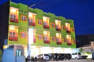 Hotel Gajah Mada Palu - Tampilan Luar Hotel