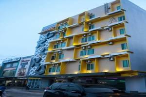 Kaliban Hotel Batam - Tampilan Luar Hotel