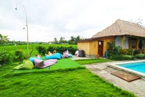 Moon Bamboo Bali - Garden