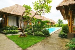 Moon Bamboo Bali - Area