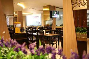 Hotel Astoria Bandar Lampung - Restaurant