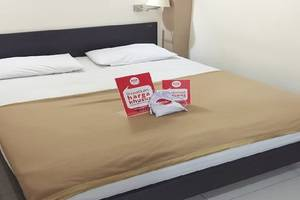 NIDA Rooms Sidoarjo Juanda Baru 18 Surabaya - Kamar tidur