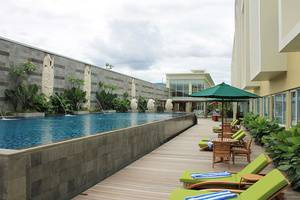 Grand Allison Hotel Sentani - Eksterior