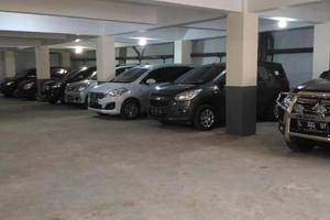 K15 Exclusive Malang - Area parkir