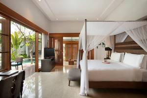 The Samaya Seminyak Bali Bali - Bedroom of One Bedroom Pool Villa