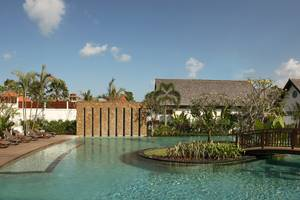 The Samaya Seminyak Bali Bali - Main Pool at Royal Courtyard
