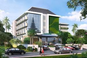 HARRIS Hotel Kuta Galleria Bali - Eksterior