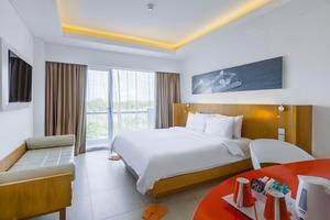 HARRIS Hotel Kuta Galleria Bali - KAMAR TIDUR