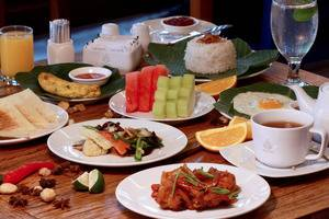 The Rhadana Kuta Bali - Meals