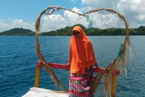 Avatar Raja Bungalow Gili Asahan Sekotong Lombok - FASILITAS