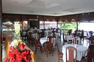 Hotel Tanjung Pesona Bangka - Ruang makan