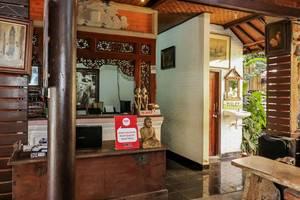 NIDA Rooms Ubud Bali Monkey Forest 1567 Bali - Resepsionis