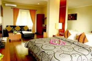 Lembang Asri Resort Bandung - Honeymoon Suite