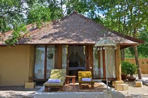 NusaBay Menjangan by WHM Bali - villa dua kamar tidur depan pantai