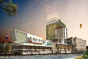 The Rinra Makassar Makassar - Tampilan Luar Hotel