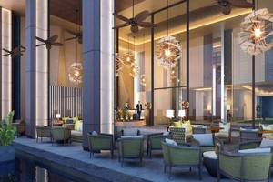 The Rinra Makassar - Lounge