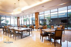 The Rinra Makassar - Resto