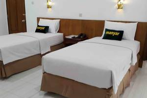 Manyar Garden Hotel Banyuwangi - Junior Suite Twin