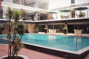 Sahid Batam Centre Hotel & Convention Batam - Kolam Renang