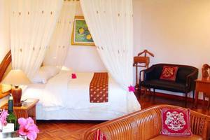 Parai Beach Resort and Spa Pangkalpinang - Kamar tamu