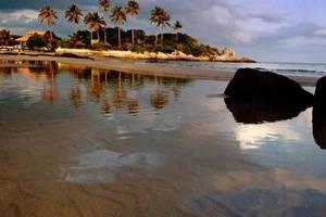 Parai Beach Resort and Spa Pangkalpinang - Pemandangan