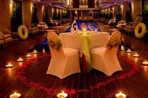 The Sun Hotel Bali - Makan malam