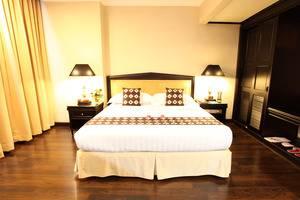 Hotel Sahid Jaya Solo - Kamar Deluxe