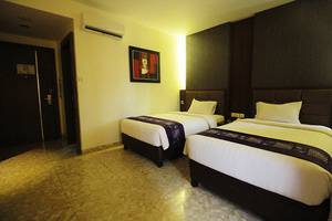 Zia Boutique Hotel Batam - Great Joy & Kindness Twin Room