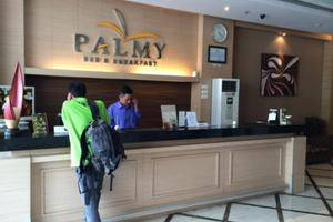Palmy Hotel Berau - Resepsionis