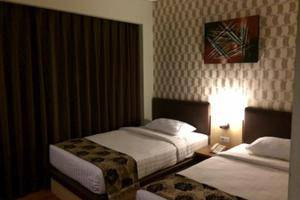 Palmy Hotel Berau - Kamar tamu