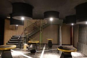 The Grantage Hotel & Sky Lounge Tangerang - lobi venetian karaoke