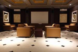 The Grantage Hotel & Sky Lounge Tangerang - lobi venetian spa