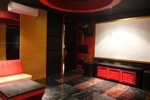 The Grantage Hotel & Sky Lounge Tangerang - oriental room karaoke