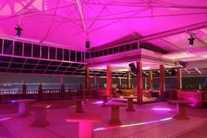 The Grantage Hotel & Sky Lounge Tangerang - sky lounge3