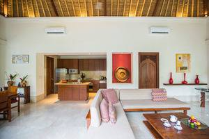 Karma Jimbaran Bali - 3 Bedroom Pool Villa Bathroom