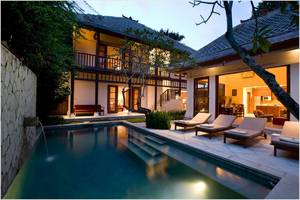 Karma Jimbaran Bali - 3 Bedroom Pool Villa