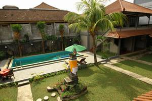 Amazing Kuta Hotel Bali - Kolam Renang