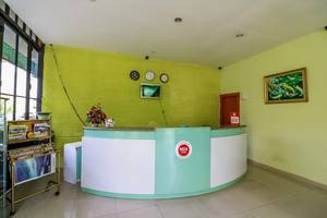 NIDA Rooms Airport Mall Makassar - Resepsionis