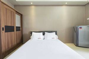 RedDoorz Apartment @ Pegangsaan Kelapa Gading - Kamar RedDoorz