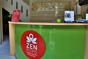 ZEN Rooms Green Apple Tanah Abang - Resepsionis