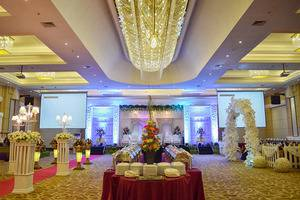 Swiss-Belhotel Lampung - Ballroom (wedding Setup)