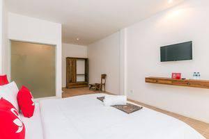 ZenRooms Tukad Badung Renon Bali - Tempat Tidur Double