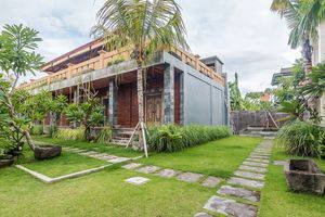 ZenRooms Tukad Badung Renon Bali - Tampak luar