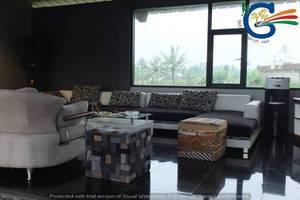 Villa Buleud Garut - Ruang tamu