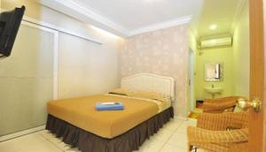 Arsallya Hotel Bandung - Room