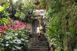 Plataran Borobudur Magelang - Waitress