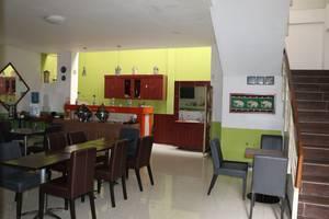 NIDA Rooms Gatot Subroto Bandung - Restoran