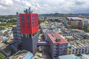 Batam City Hotel Batam - Tampilan Luar Hotel