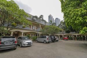 RedDoorz @Karet Pedurenan 3 Jakarta - Exterior