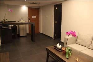 Ping Hotel Seminyak - Ruang Tamu Deluxe